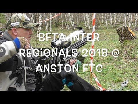 BFTA Inter Regionals 2018 @ Anston FTC