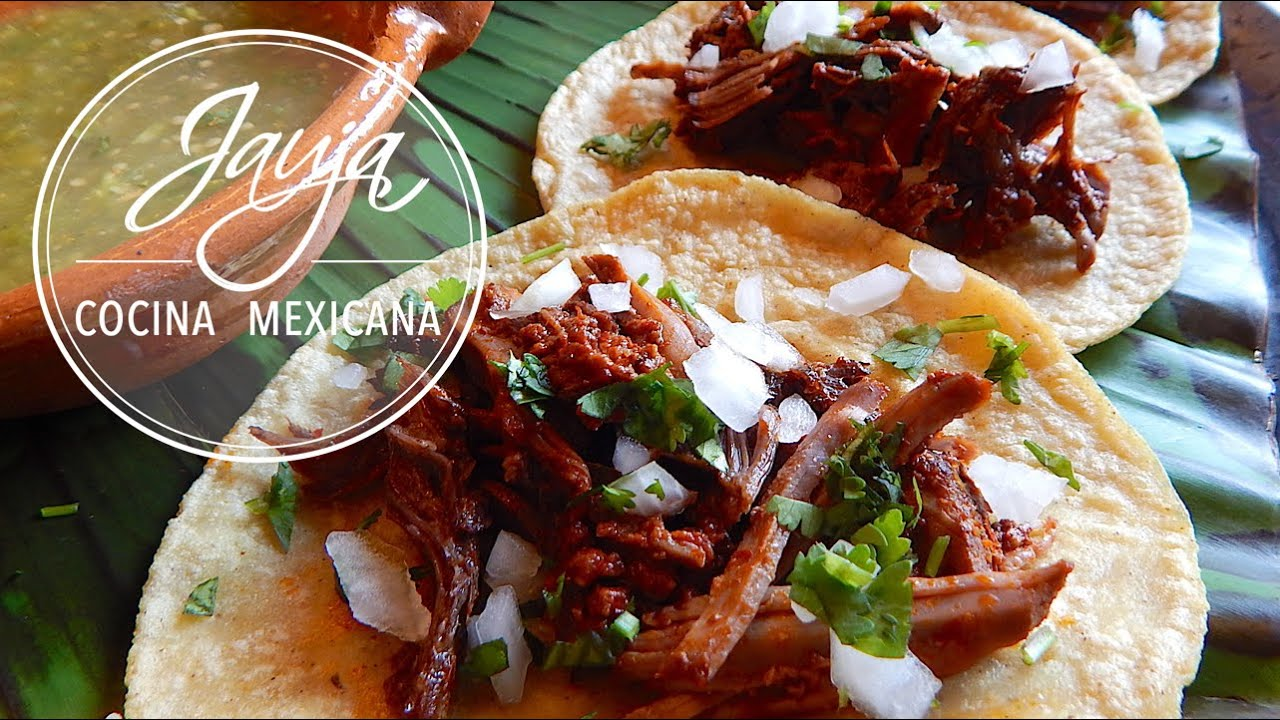 Cocina Jauja Tacos Al Pastor