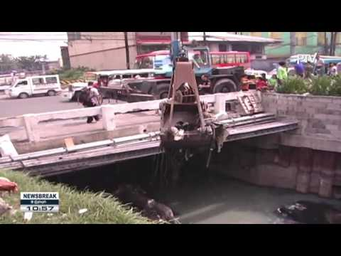 NEWS BREAK: MMDA, tutulungan ang Pasig River Rehabilitation Commission na linisin ang Ilog Pasig