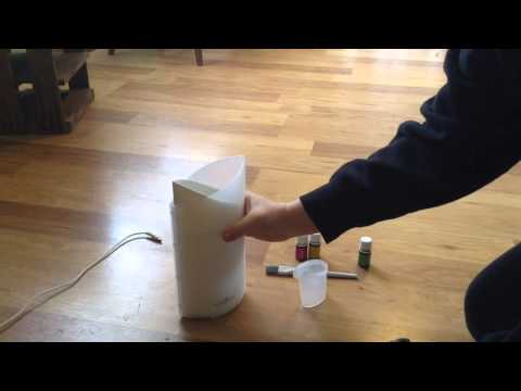 How To Use And Clean Your Bamboo Diffuser From Young Living