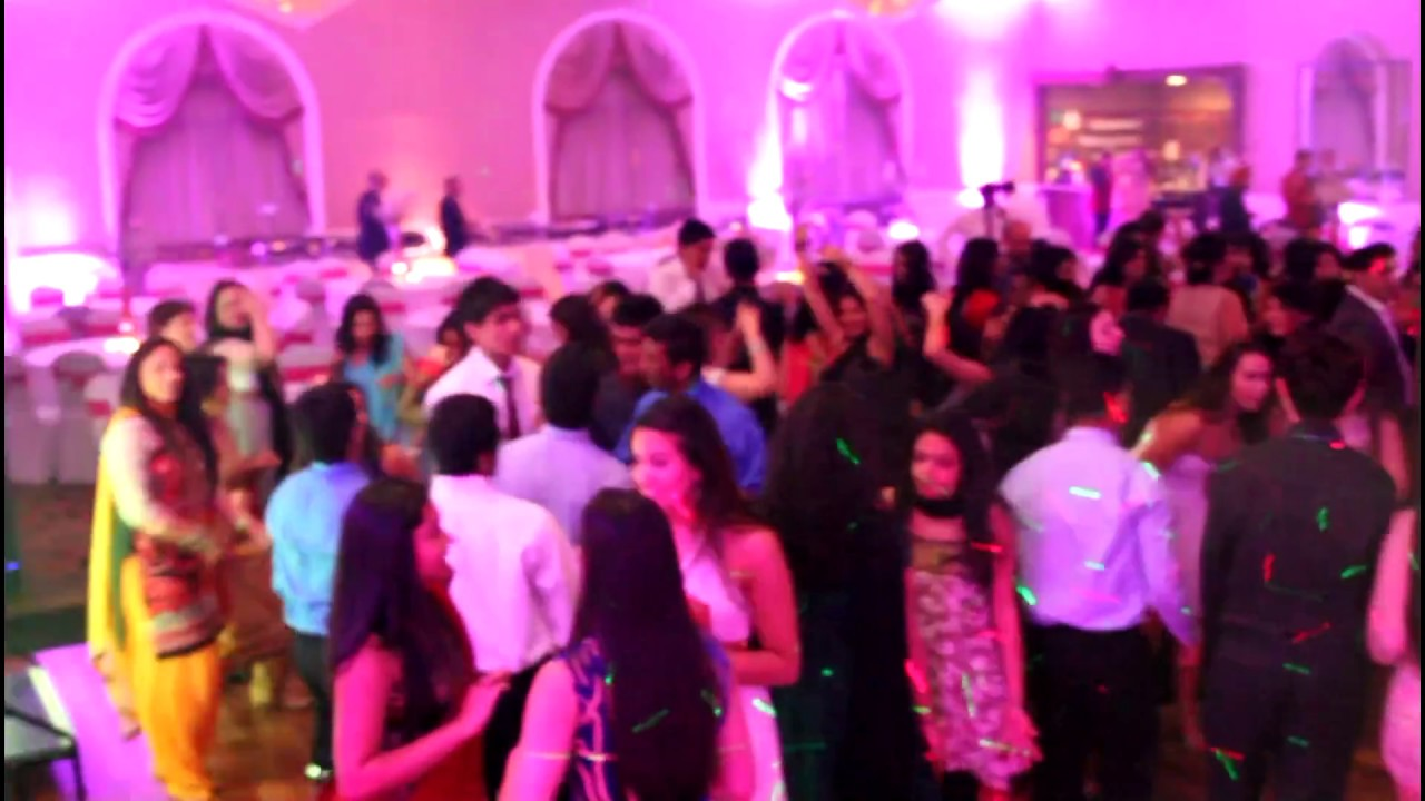 huge high school graduation party in michigan 3hr of dance djvic