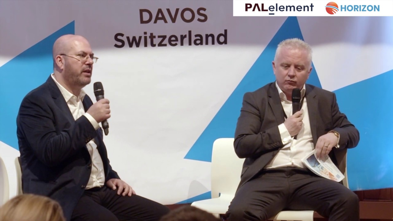 Fireside chat in DAVOS: The Hunt for Liquidity - Digital Assets 2020