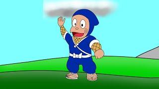How to draw Ninja HattoriKanzo Hattori