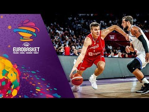 Italy v Serbia - Highlights - Quarter-Final - FIBA EuroBasket 2017