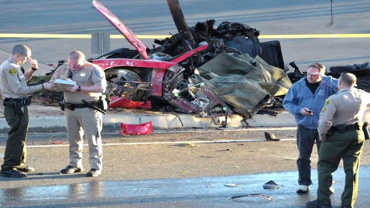 Unfall Paul Walker