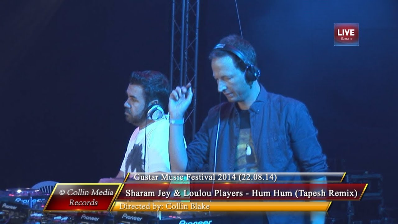 Download Milk & Sugar feat. Sharam Jey & LouLou Players - Hum Hum (Tapesh Remix) (Live @ Gustar 2014)