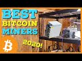 The Best Bitcoin Mining Hardware Reviewed 2020