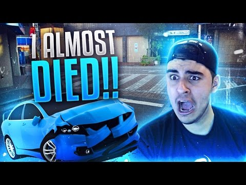 I ALMOST DIED!!