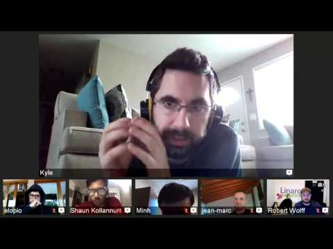 OpenHours #42 - Part 3: Ubuntu Core and Snapcraft 101 with Canonical team, Turtlebot Demo