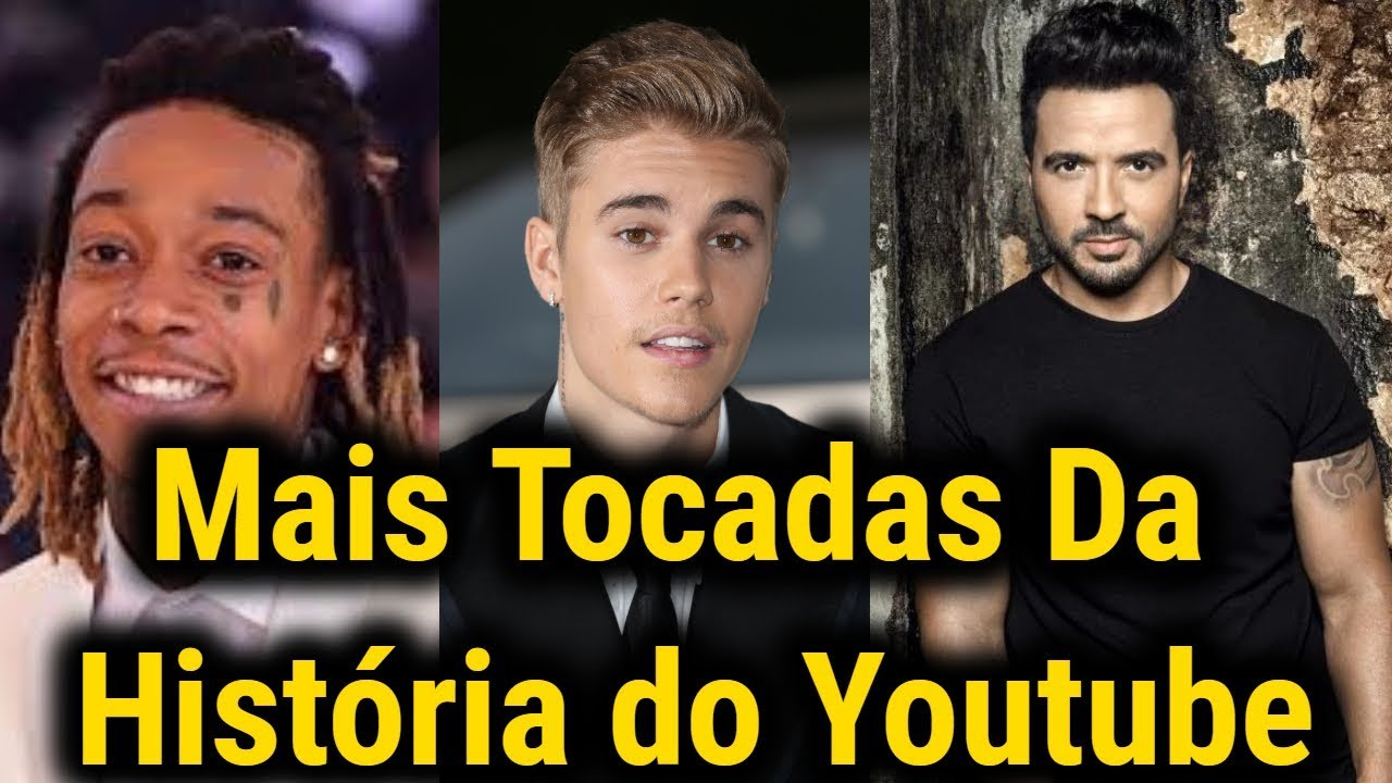 Top 10 Músicas Mais Tocadas Do Youtube Com Maior Número De Visualizações Youtube