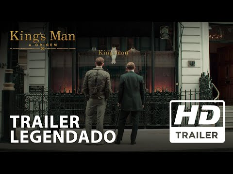 King's Man: A Origem | Trailer Oficial 2 | Legendado HD