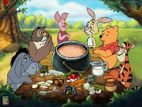 Винни Пух и Медовый Пир  ПОЛНАЯ ВЕРСИЯ / Winnie the Pooh and the Honey Feast