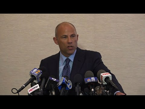 Associated Press: Avenatti: Girl on video listed in Kelly charges