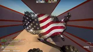 CS:GO Surfing -National Anthem with the Boys!