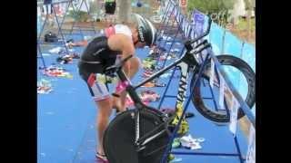 Noosa Triathlon Pro Men's Transitions