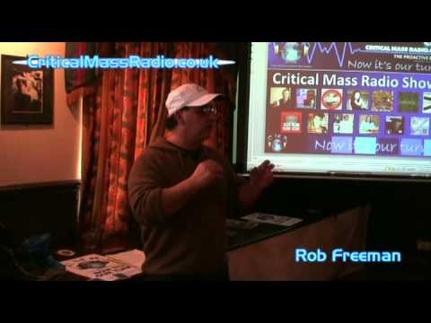 Free Men Fight Back Conference 2013 - Part 3 [Rob Freeman]