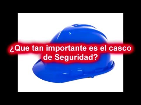 Importancia del uso del casco de seguridad kametoys youtube - Cascos de seguridad ...