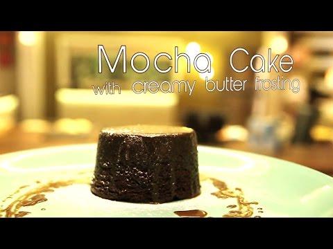 Mocha Cake with Creamy Butter Frosting   Chef Gautam Mehrishi   Bake Do Teen