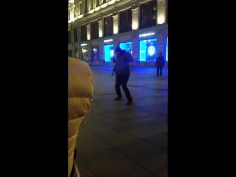 В Питере самые лучшие уличные танцоры