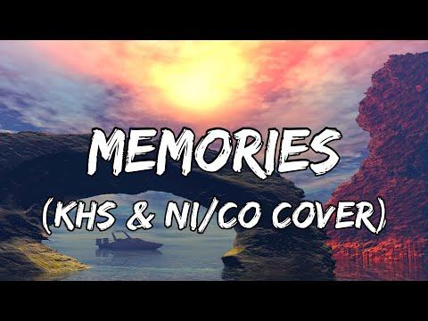 Maroon 5 - Memories (KHS & Ni/Co Cover) Lyrics