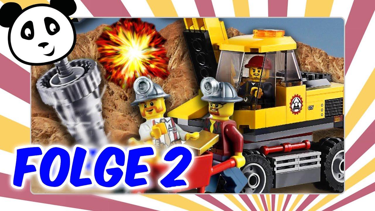 Lego City Deutsch Ganzer Film
