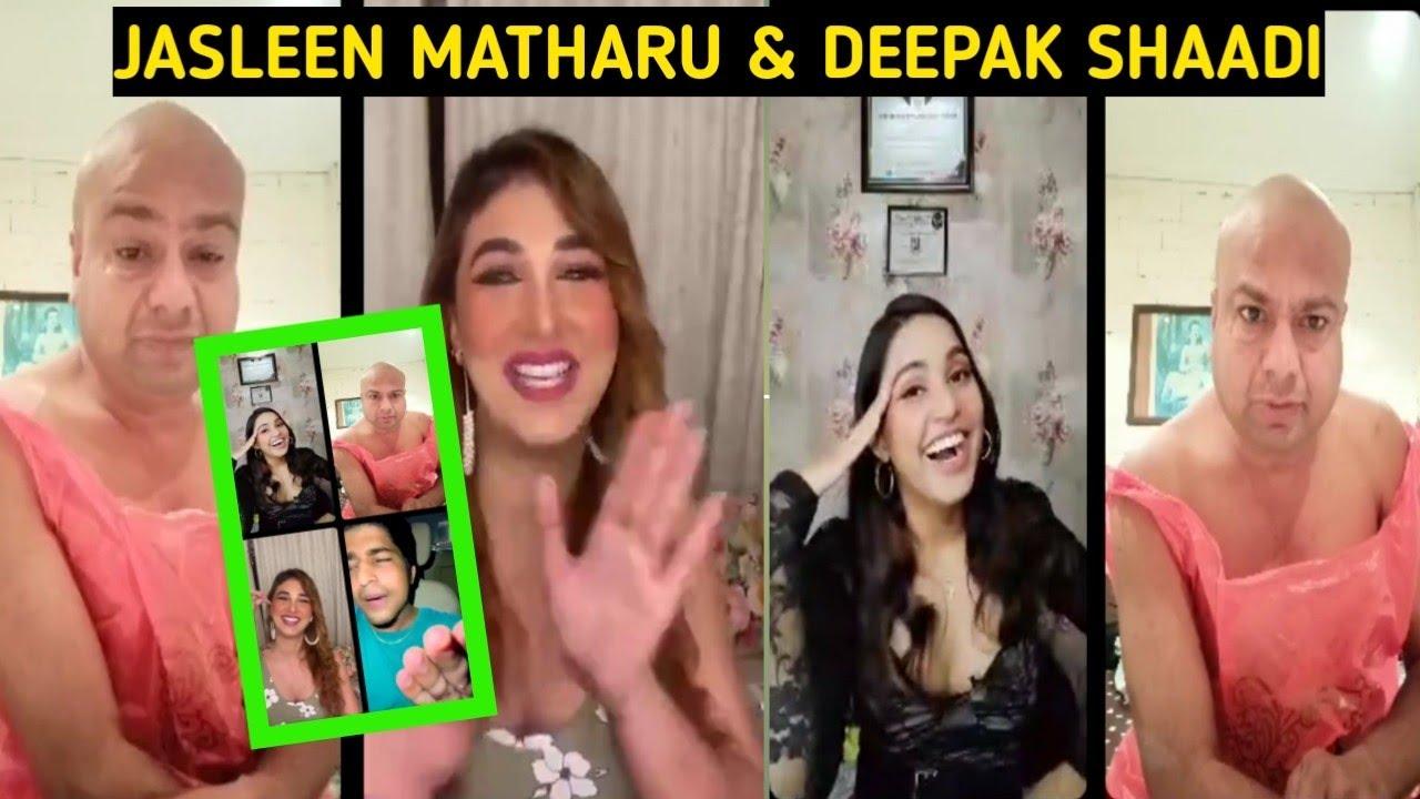 Download Deepak Kalal Live With Jasleen Matharu   Shaada