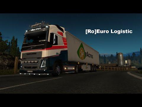 [Ep.2] [Ro]Euro Logistic : Zurich - Lublin