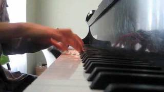 Chocolate Rain - Piano cover
