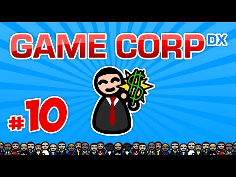 Game Corp DX #10 - SECOND OFFICE