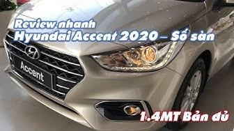 ACCENT 2020 | Giá xe Hyundai Accent 1.4MT | Số Sàn - Bản đủ | Video 1080p | HYUNDAI CẦN THƠ