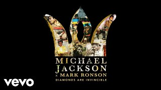 Скачать Michael Jackson Michael Jackson X Mark Ronson Diamonds Are Invincible Audio