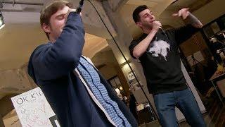 Punch Arogunz - Auf und Ab (Live at joiz)