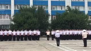 Начало учебного года 1 курс 2017 Морской университет Новороссийск