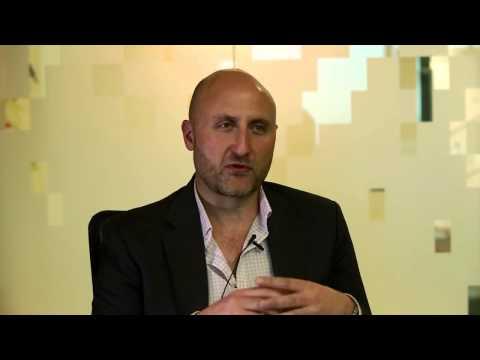 David Paterson interview