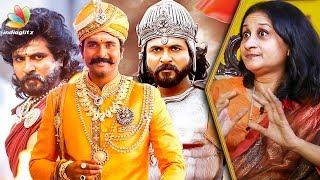 சிவகார்த்திகேயன் ராஜாதான் : Anu Parthasarathy Interview | Seema Raja, Sivakarthikeyan