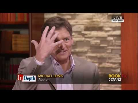 Interview with Author Michael Lewis
