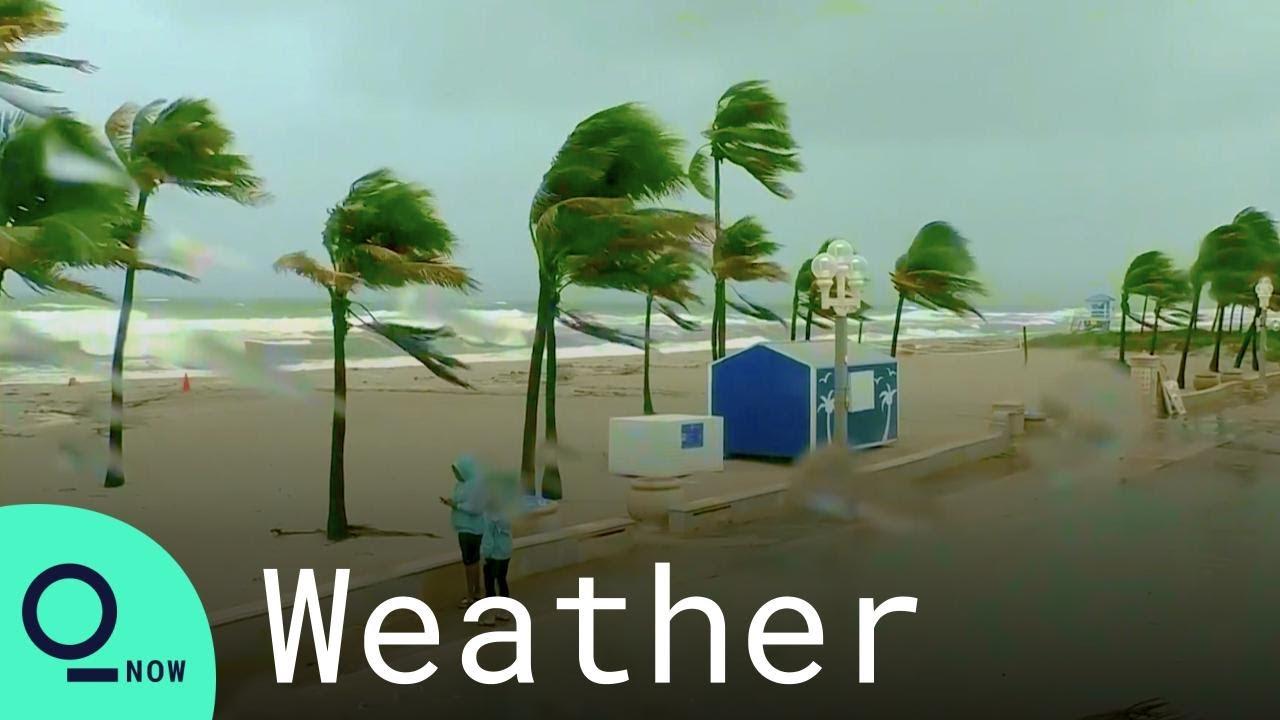 Tropical Storm Eta crashes through Cuba and will bring rain and ...