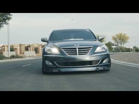 One One VIP Style Genesis Sedan