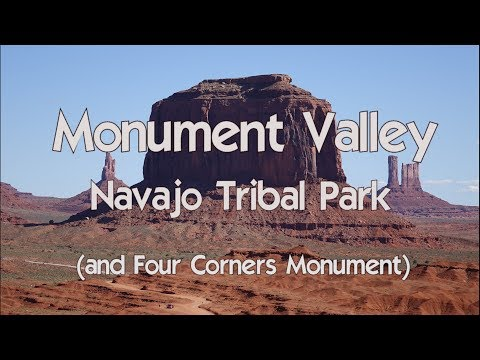 A Guided Tour around Monument Valley Navajo Tribal Park, Utah