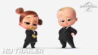 The Boss Baby 2: Family Business - Official Trailer (Universal Pictures) HD