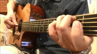 Feliz Navidad (teaser) - Fingerstyle Guitar