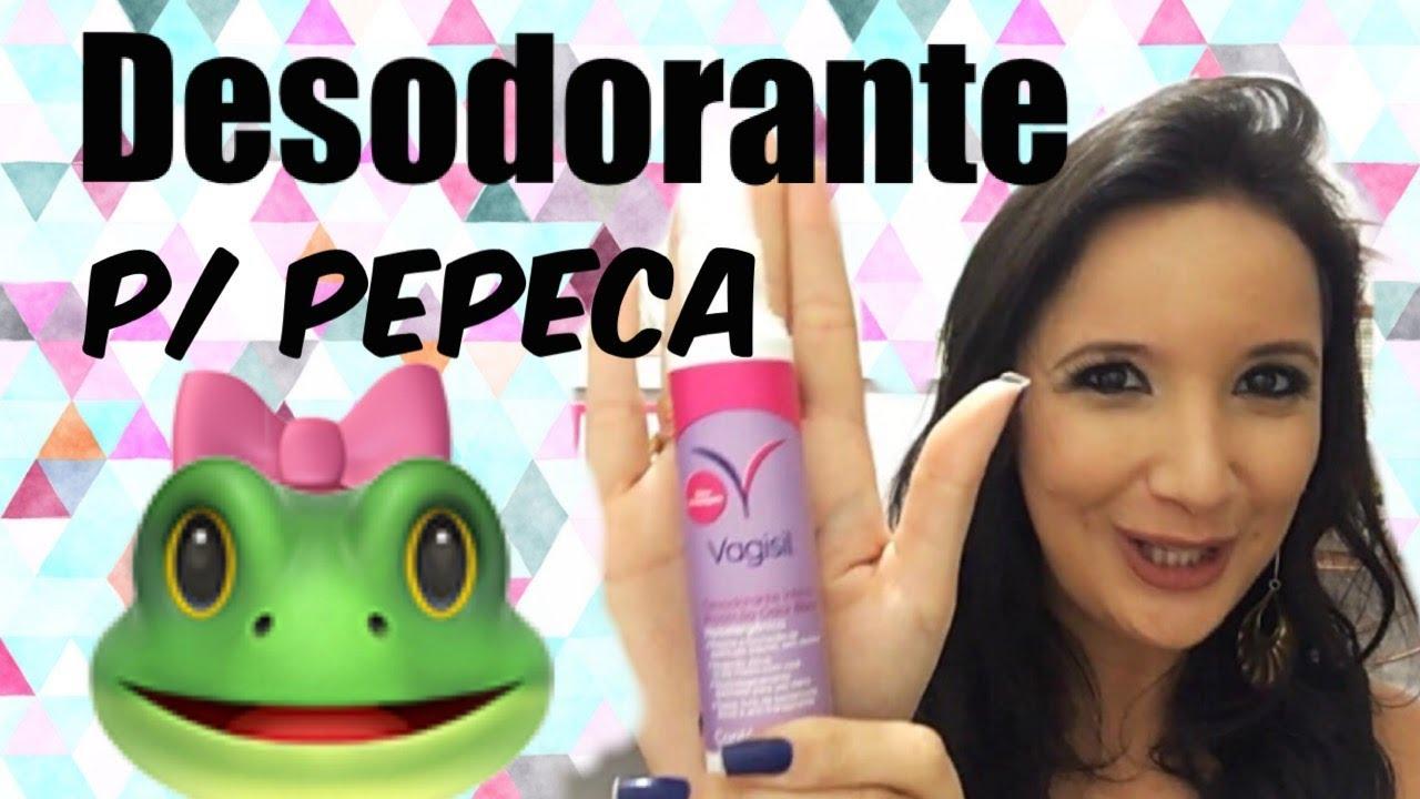 fc15443e3 Como Funciona o Desodorante Íntimo #DicaRica para as meninas por Duda  Accioly