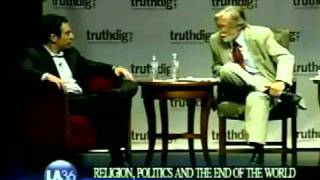 Debate  Chris Hedges vs  Sam Harris   Religion, Politics FULL