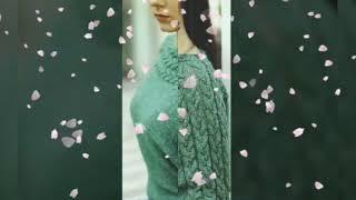 Модные модели женских жакетов кардиганов и свитеров