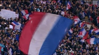 French national soccer team has first match since terror attacks