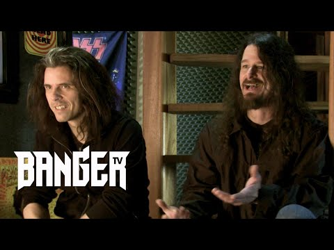 TESTAMENT'S Alex Skolnick and Paul Bostaph Interview 2010 | Raw & Uncut episode thumbnail