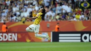 Brasil 3 x 2 USA - MARTA HAT TRICK
