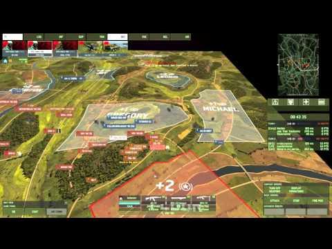 Wargame: Red Dragon 3v3 vs Medan & Co.