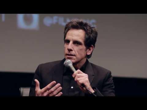 Ben Stiller Q&A | The Secret Life of Walter Mitty (Full)