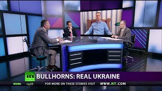 CrossTalk Bullhorns: Real Ukraine